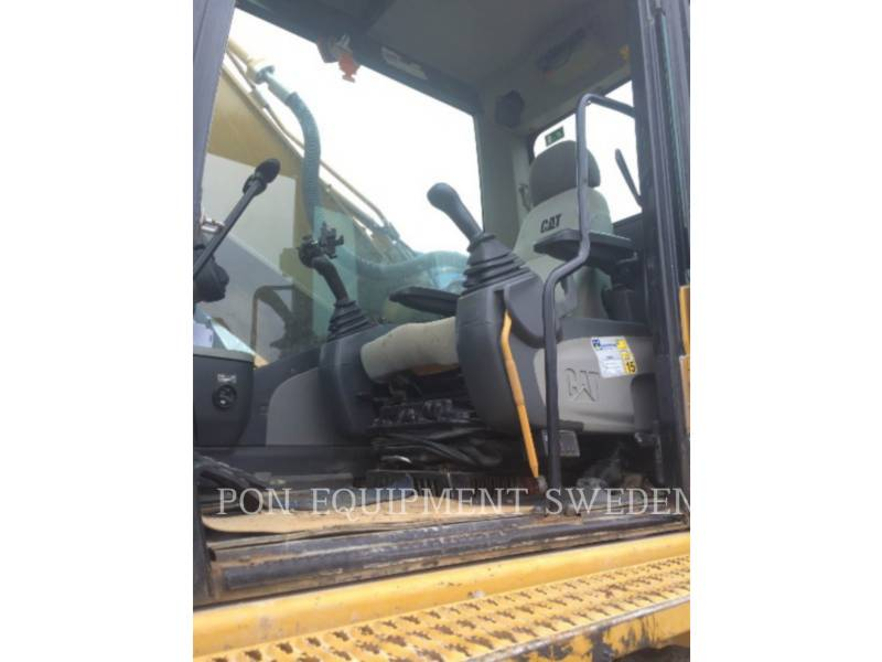 CATERPILLAR EXCAVADORAS DE CADENAS 330DL HDHW equipment  photo 7