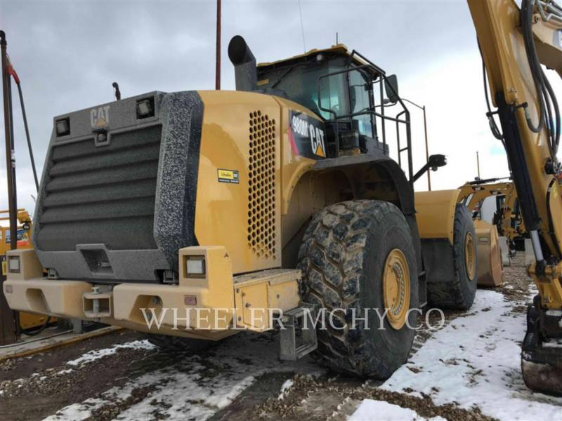 CATERPILLAR RADLADER/INDUSTRIE-RADLADER 980M AOC equipment  photo 2