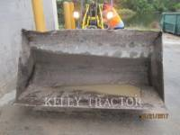 Equipment photo CATERPILLAR 1.2 CYD BUCKET FOR 906 LOADER WT - GODET 1