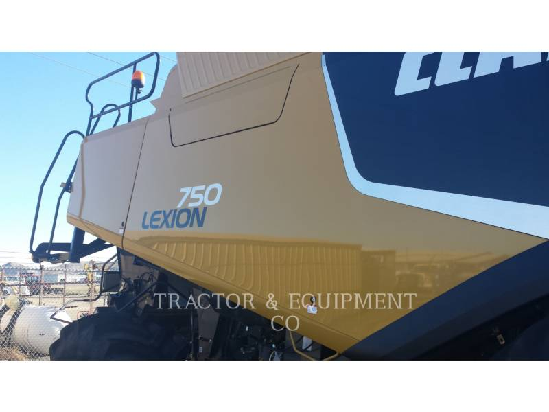 LEXION COMBINE COMBINES LX750 equipment  photo 21