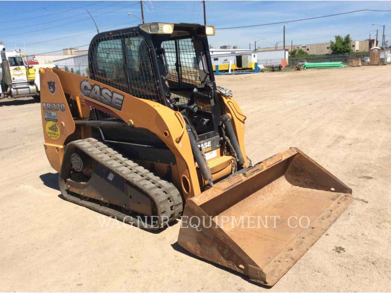 CASE CHARGEURS COMPACTS RIGIDES TR270 equipment  photo 4