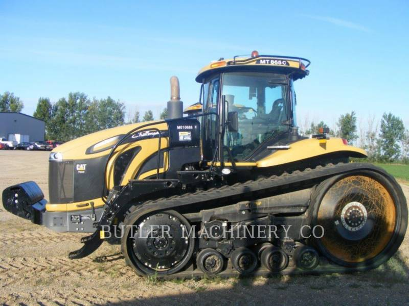 AGCO-CHALLENGER TRACTORES AGRÍCOLAS MT865C equipment  photo 6