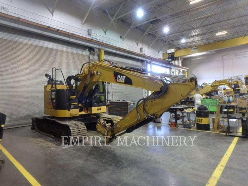 CATERPILLAR TRACK EXCAVATORS 314ELCR equipment  photo 1