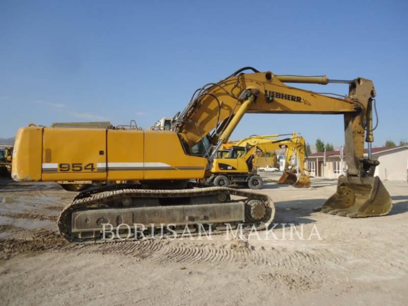 LIEBHERR MINING SHOVEL / EXCAVATOR R954C equipment  photo 4