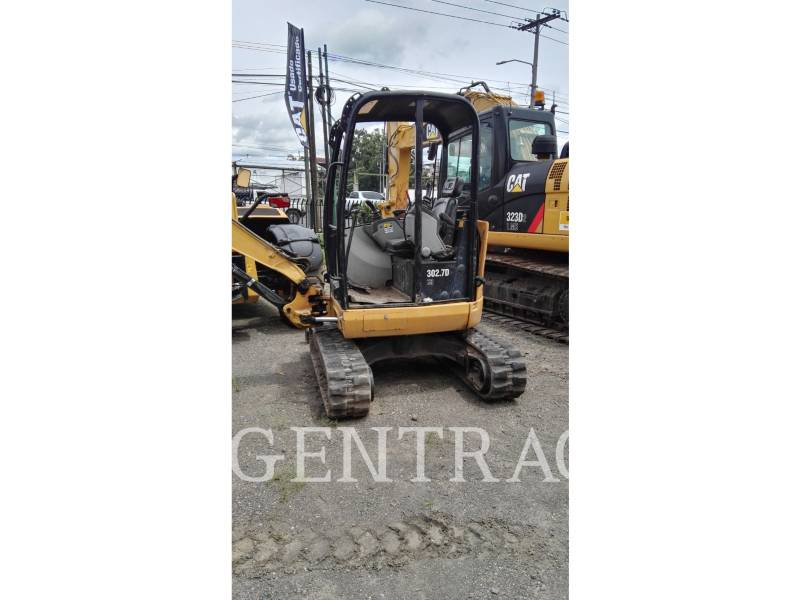 CATERPILLAR ESCAVADEIRAS 302.7DCR equipment  photo 2