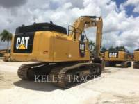 CATERPILLAR KETTEN-HYDRAULIKBAGGER 349FL equipment  photo 5