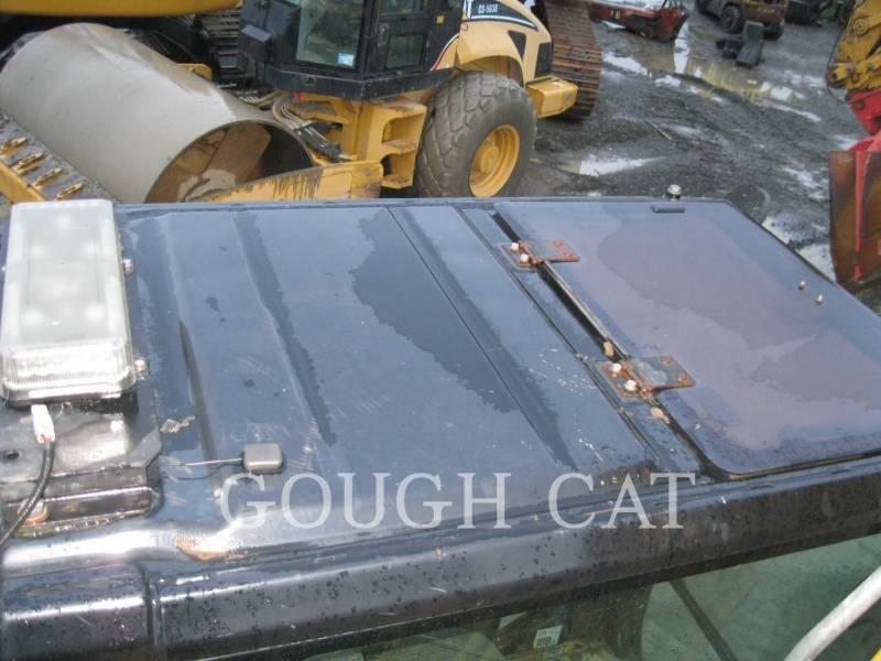 CATERPILLAR TRACK EXCAVATORS 312D equipment  photo 10