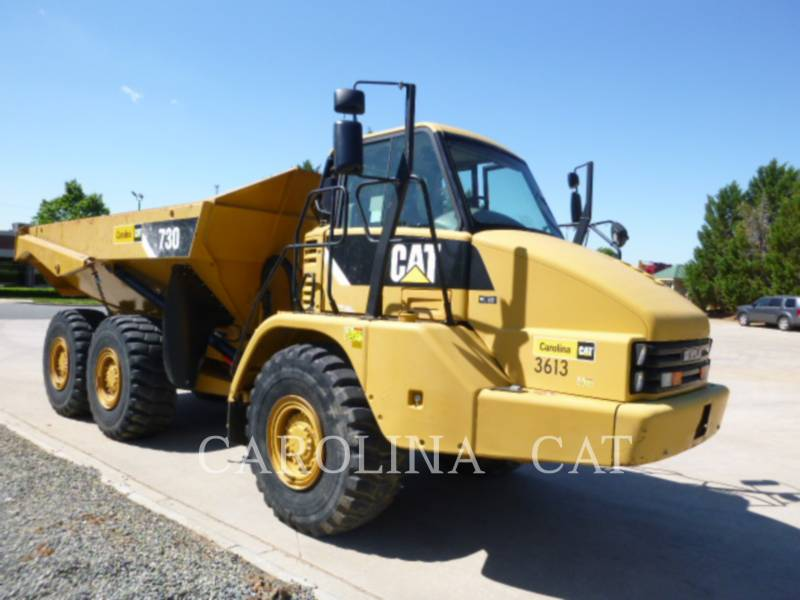 CATERPILLAR TOMBEREAUX ARTICULÉS 730 TG equipment  photo 6