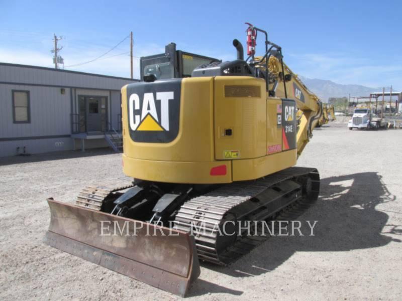 CATERPILLAR EXCAVADORAS DE CADENAS 314ELCR equipment  photo 2
