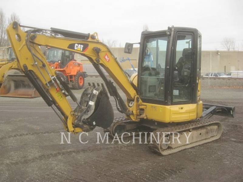 Caterpillar EXCAVATOARE PE ŞENILE 303.5E2CRB equipment  photo 1