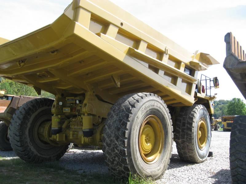CATERPILLAR MINING OFF HIGHWAY TRUCK 785D equipment  photo 4