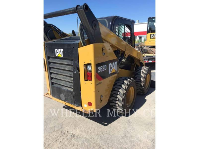 CATERPILLAR KOMPAKTLADER 262D C3 2S equipment  photo 3