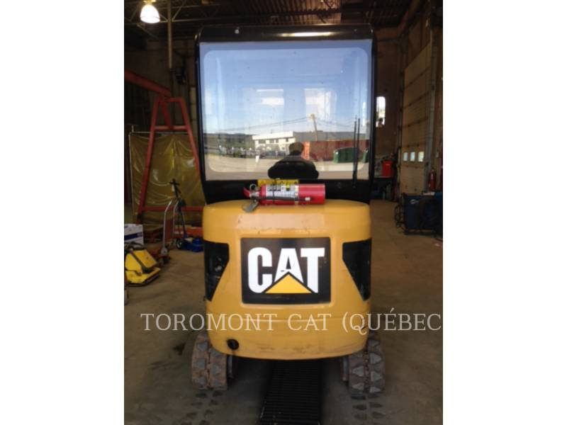 CATERPILLAR TRACK EXCAVATORS 301.4C equipment  photo 5