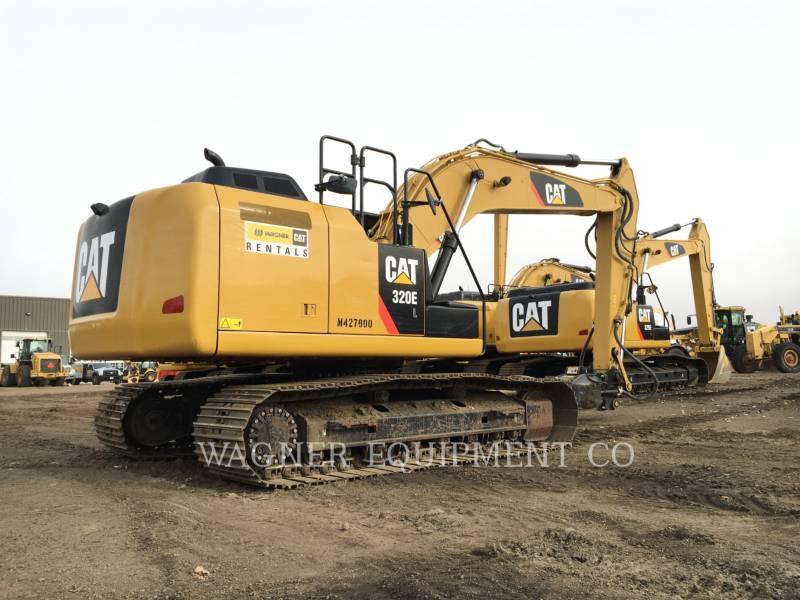 CATERPILLAR 履带式挖掘机 320EL equipment  photo 4