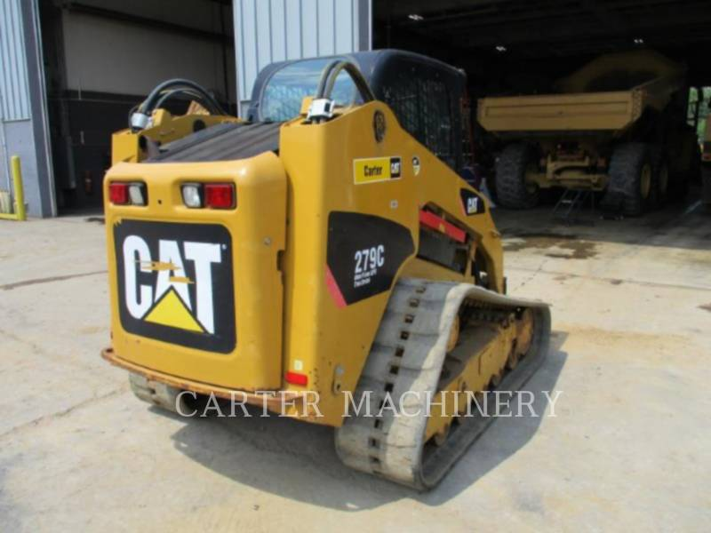 CATERPILLAR CHARGEURS COMPACTS RIGIDES 279C ACHF equipment  photo 3
