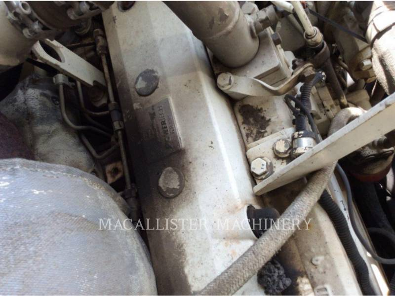 ROADTEC ASPHALT PAVERS RP195 equipment  photo 17