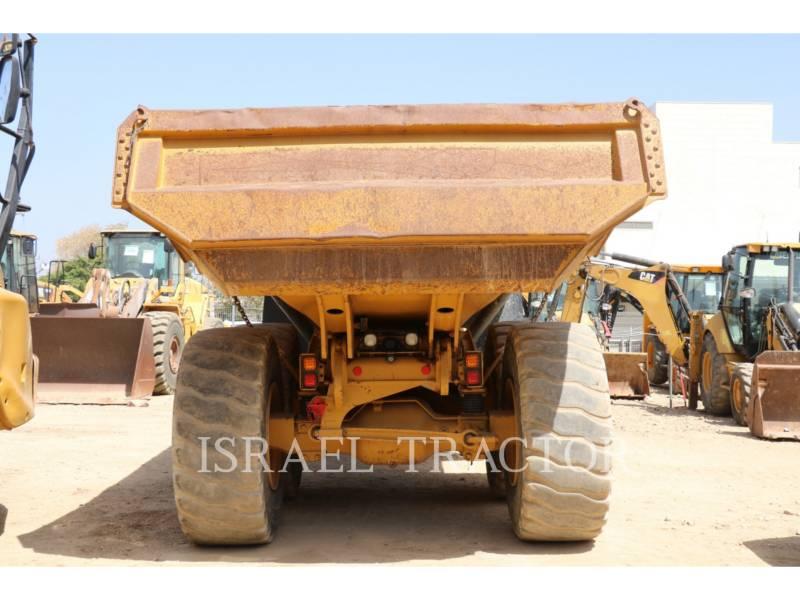 CAT TRADE-IN DUMPER ARTICOLATI 730C equipment  photo 3