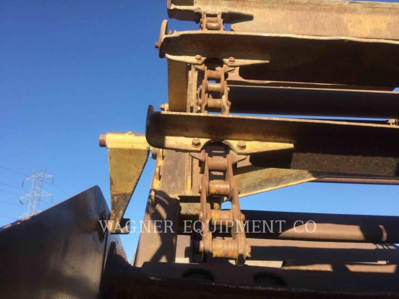 CATERPILLAR WHEEL TRACTOR SCRAPERS 623E equipment  photo 15