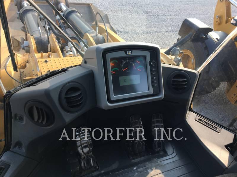 CATERPILLAR RADLADER/INDUSTRIE-RADLADER 980K equipment  photo 8