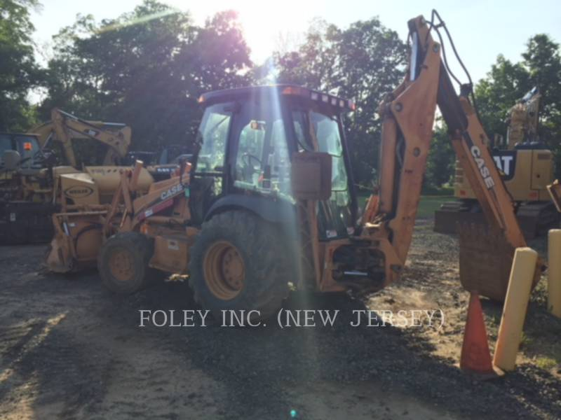 CASE BACKHOE LOADERS 590SM equipment  photo 2