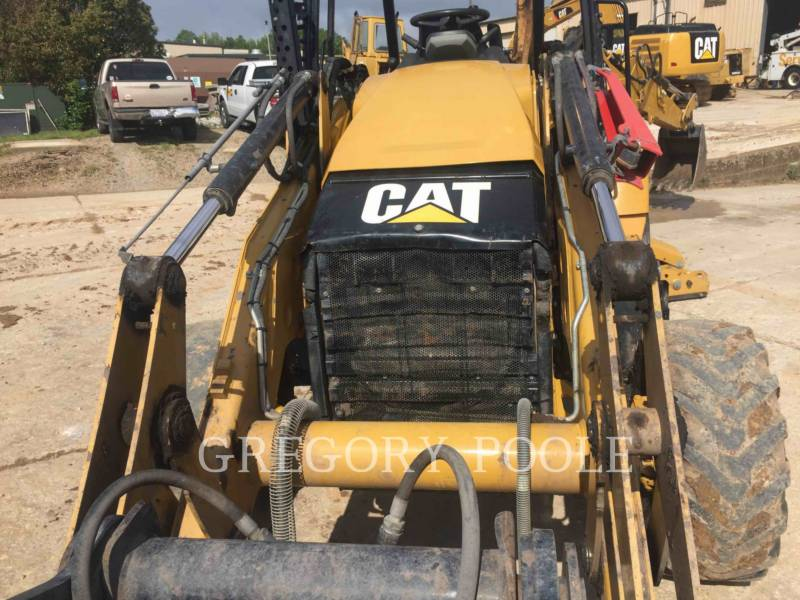 CATERPILLAR CHARGEUSES-PELLETEUSES 430F/IT equipment  photo 13