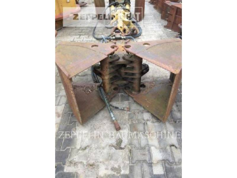 HYDRAULIK-GREIFER-TECHNOLOGIE-GMBH  GRAPPLE ZZ3-600 Greifer equipment  photo 2