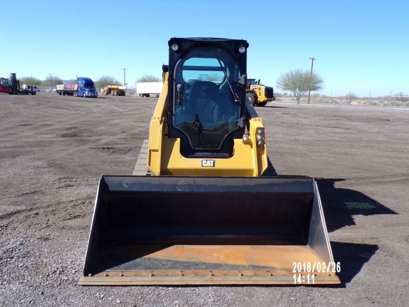 CATERPILLAR CHARGEURS COMPACTS RIGIDES 259D equipment  photo 8