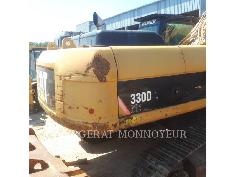 CATERPILLAR KETTEN-HYDRAULIKBAGGER 330DL equipment  photo 16