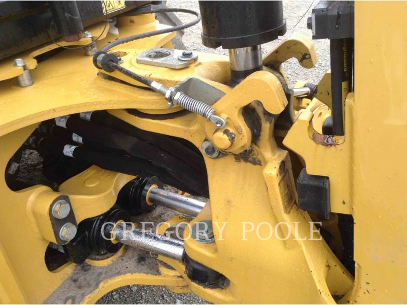 CATERPILLAR RETROESCAVADEIRAS 420F/4MT equipment  photo 13