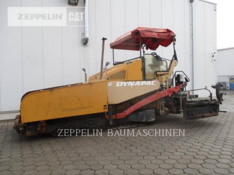 DYNAPAC ASPHALT PAVERS F182CS equipment  photo 1