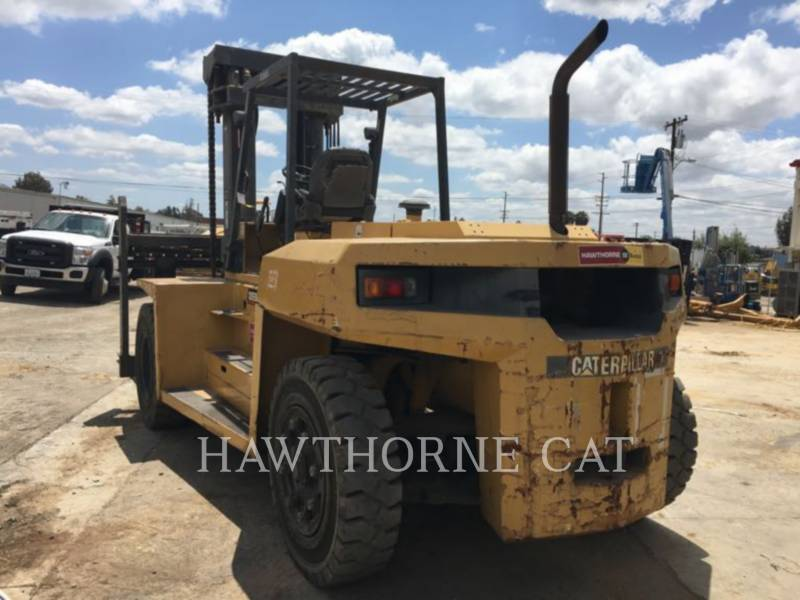 CATERPILLAR MONTACARGAS DP150 equipment  photo 5