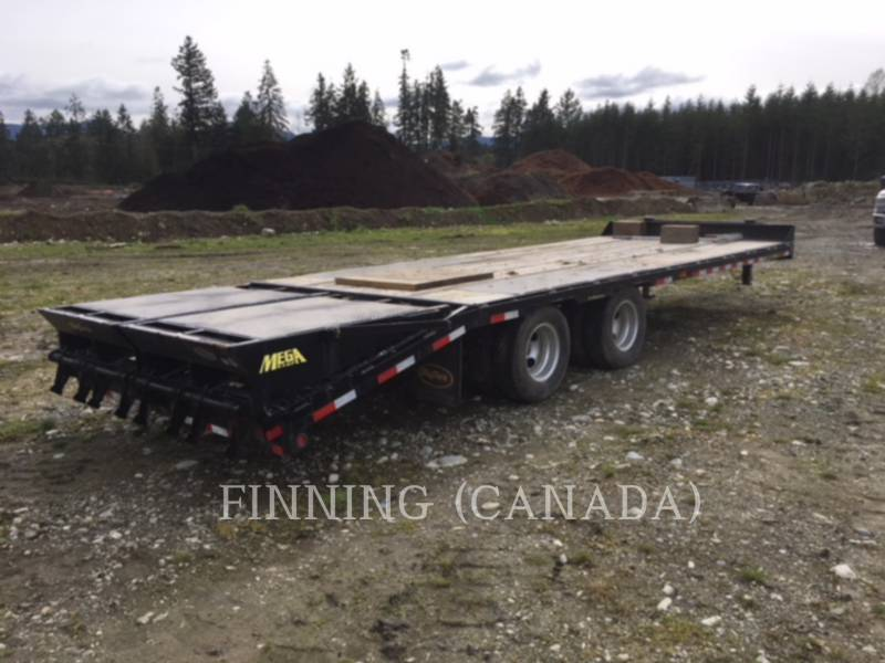 BIG-TEX TRAILER TRAILERS 22PH-20+5 equipment  photo 3