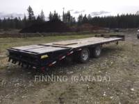 BIG-TEX TRAILER REMORQUES 22PH-20+5 equipment  photo 3