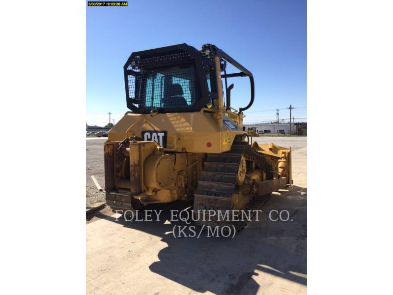 CATERPILLAR TRACK TYPE TRACTORS D6NXLSU equipment  photo 3