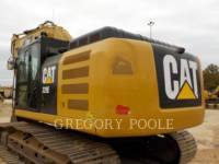 CATERPILLAR TRACK EXCAVATORS 329E L equipment  photo 8