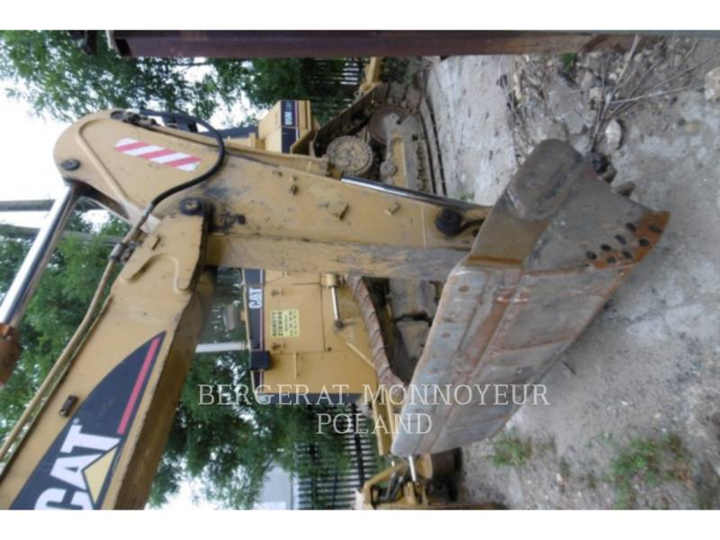 CATERPILLAR TRACK EXCAVATORS 318C equipment  photo 7