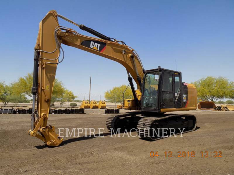 CATERPILLAR PELLES SUR CHAINES 316FL equipment  photo 4