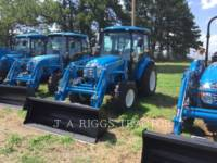 Equipment photo LS tractor XR4145HCTL AG TRACTORS 1
