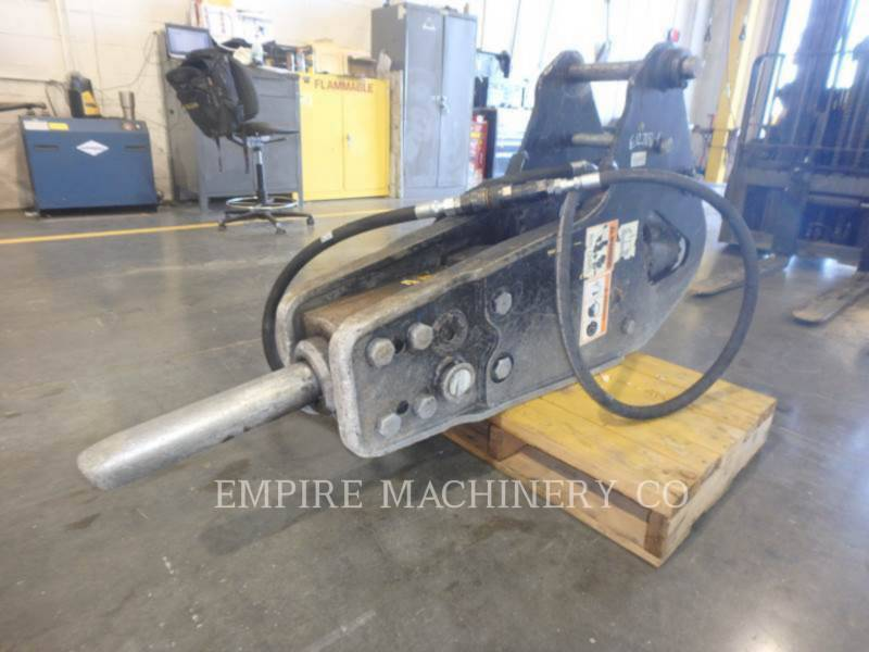 CATERPILLAR AG - HAMMER H90C equipment  photo 3