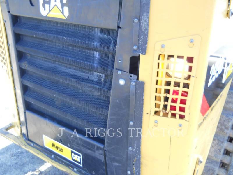 CATERPILLAR CHARGEURS TOUT TERRAIN 299D AH equipment  photo 19