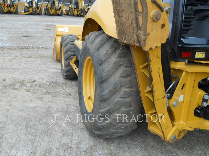 CATERPILLAR RETROEXCAVADORAS CARGADORAS 420F 4E equipment  photo 13