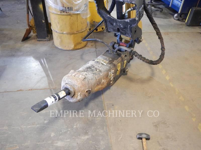 CATERPILLAR  HAMMER H65DS 305E equipment  photo 4