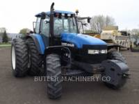 FORD / NEW HOLLAND AG TRACTORS TM165 equipment  photo 2