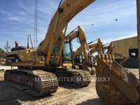 CATERPILLAR TRACK EXCAVATORS 345BIIL equipment  photo 6