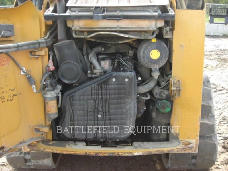 CATERPILLAR UNIWERSALNE ŁADOWARKI 289C equipment  photo 9