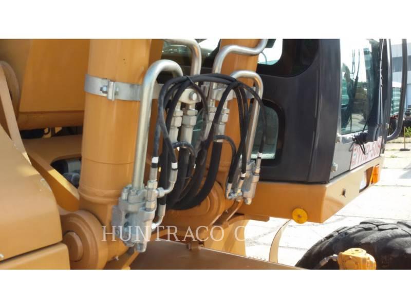 CASE EXCAVADORAS DE RUEDAS WX 165 SERIES 2 equipment  photo 14