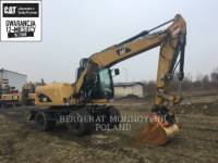Equipment photo CATERPILLAR M313D MOBILBAGGER 1
