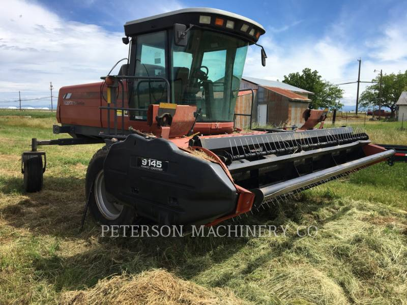 AGCO-MASSEY FERGUSON AG HAY EQUIPMENT MF9435 equipment  photo 1