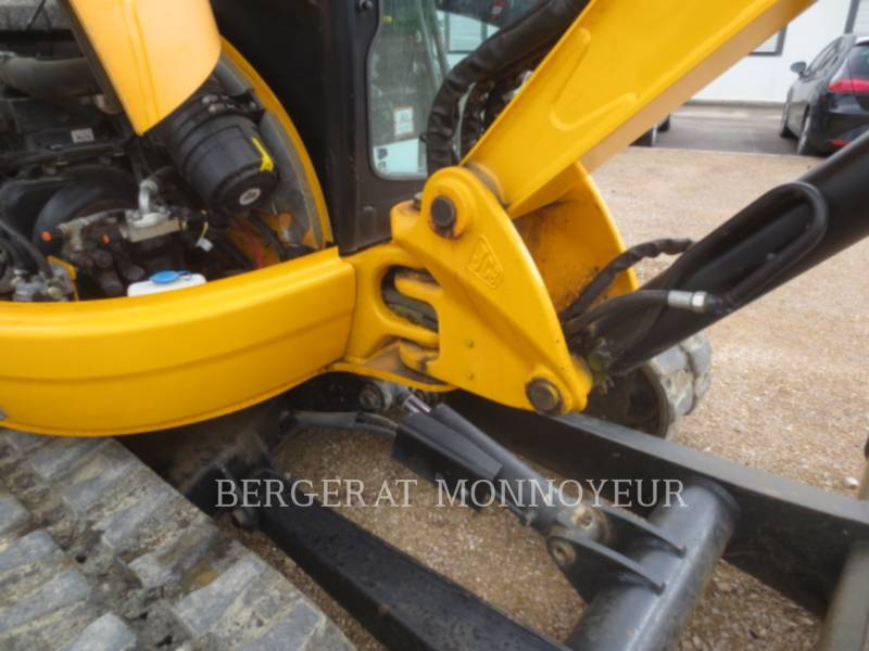 JCB PELLES SUR CHAINES 8045 equipment  photo 12