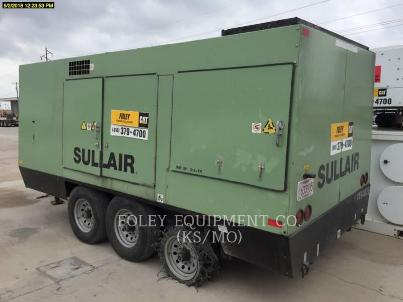 SULLAIR COMPRESSEUR A AIR (OBS) 1150XHA900 equipment  photo 2